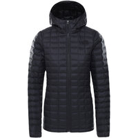THE NORTH FACE W ECO TBALL HDIE TNF BLACK MATTE 21