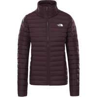 Boutique THE NORTH FACE THE NORTH FACE W STRETCH DOWN JKT ROOT BROWN 21 - Ekosport