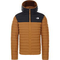 Textile - accessoires THE NORTH FACE THE NORTH FACE M STRETCH DOWN HD TIMBER TAN/TNF BLACK 21 - Ekosport