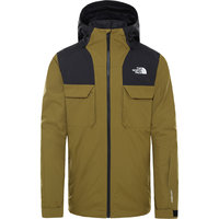 THE NORTH FACE M FOURBARREL TRICLIMATE FIR GREEN/TNF BLACK 21