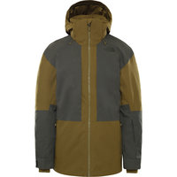 THE NORTH FACE M CHAKAL JACKET FIR GREEN/NEW TAUPE GREEN 21
