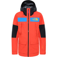 THE NORTH FACE W TEAM KIT JACKET FLARE/BOMBER BLUE/TNF BLK 21