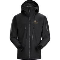 Vêtement hiver ARC'TERYX ARC'TERYX ALPHA SV JACKET MEN'S 24K BLACK 21 - Ekosport