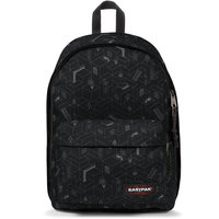 EASTPAK OUT OF OFFICE BLOCKS BLACK 20