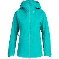 MAMMUT CRATER HS HOODED JACKET WOMEN DARK CERAMIC 21