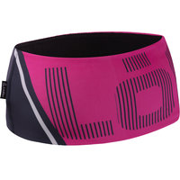 LOFFLER SPEED DESIGN HEADBAND WIDE MAGENTA 21