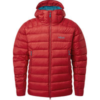 RAB ELECTRON PRO JACKET ASCENT RED 21