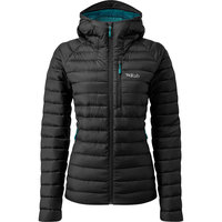 Boutique RAB RAB MICROLIGHT ALPINE JACKET WMNS BLACK 21 - Ekosport