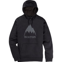 BURTON M OAK PO TRUE BLACK HEATHER 21