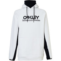 OAKLEY TNP DWR FLEECE HOODY WHITE 21