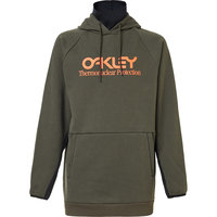 OAKLEY TNP DWR FLEECE HOODY NEW DARK BRUSH 21
