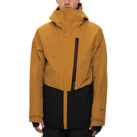 686 MNS GLCR GORE-TEX GT JACKET GOLDEN BROWN CLRBLK 21
