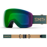 Optique - Sécurité SMITH SMITH SKYLINE SPRUCE SAFARI CPE GRN M 21  - Ekosport