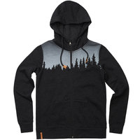 TENTREE M JUNIPER HOODIE METEORITE BLACK HEATHER 21