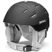 BRIKO CRYSTAL MATT SHINY BLACK 21