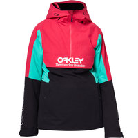 OAKLEY TNP WOMEN'S INSULATED ANORAK BLACK/RUBINE 21
