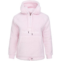 PEAK PERFORMANCE W ORIGINAL PILE HALF ZIP HOOD COLD BLUSH 21