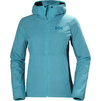 Vêtement de randonnée HELLY HANSEN HELLY HANSEN W ODIN STRETCH HOODED LIGHT IN SCUBA BLUE 20 - Ekosport