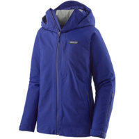 PATAGONIA W'S INSULATED POWDER BOWL JKT COBALT BLUE 20