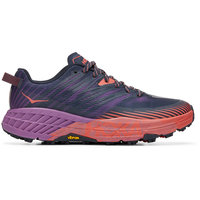 HOKA ONE ONE SPEEDGOAT 4 W OUTER SPACE / HOT CORAL 21
