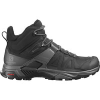 SALOMON X ULTRA 4 MID GORE-TEX BLACK/MAGNET/PEARL BLUE 21