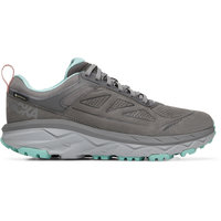 HOKA ONE ONE W CHALLENGER LOW GORE-TEX CHARCOAL GRAY / WILD DOVE 21