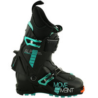 MOVEMENT FREE TOUR WS BOOT BLACK/ TURQUOISE ULTRALON 20