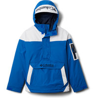 COLUMBIA CHALLENGER™ PULL OVER BRIGHT INDIGO, COLLE 20