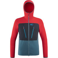 MILLET TRILOGY ULTIMATE WOOLPOWER HOODIE M INDIAN ROUGE 21