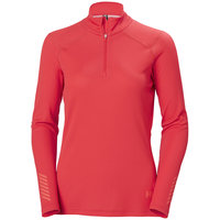 Boutique HELLY HANSEN HELLY HANSEN W LIFA ACTIVE 1/2 ZIP RASPBERRY 21 - Ekosport