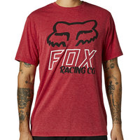 Vêtement casual FOX FOX HIGHTAIL SS TECH TEE CHILI 21 - Ekosport
