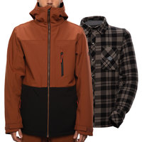 686 MNS SMARTY PHASE SOFTSHELL JKT CLAY CLRBLK 21