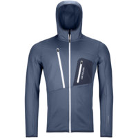 ORTOVOX FLEECE GRID HOODY M NIGHT BLUE 21