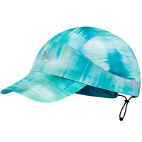 BUFF PACK RUN CAP MARBLED TURQUOISE S/M 21