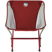 BIG AGNES MICA BASIN CAMP CHAIR RED/GRAY 21