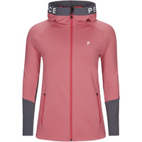 PEAK PERFORMANCE W RIDER ZIP HOOD ALPINE FLOWER 21