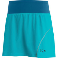 GORE R7 F JUPE-SHORT SCUBA BLUE/SPHERE BLUE 21