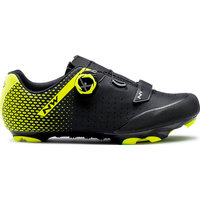NORTHWAVE ORIGIN PLUS 2 BLACK/YELLOW FLUO 21