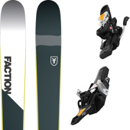 Collection FACTION FACTION PRIME 2.0 19 + FRITSCHI TECTON 12 100MM 21 - Ekosport