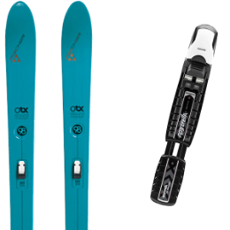 FISCHER S-BOUND 98 CROWN/SKIN 20 + ROSSIGNOL BC MANUAL 20