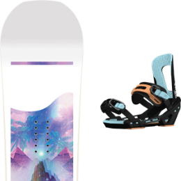 CAPITA SPACE METAL FANTASY 19 + SWITCHBACK FOREVER 19