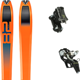 Pack ski DYNAFIT DYNAFIT TOUR 82 19 + FISCHER TOUR SPEED TURN W/O BRAKE 19 - Ekosport