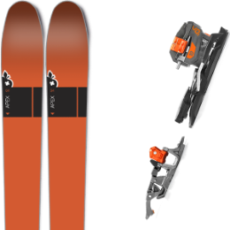 MOVEMENT APEX 2 AXES CARBON 19 + G3 ION 10 100MM 19