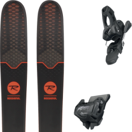 ROSSIGNOL SKY 7 HD 19 + TYROLIA ATTACK² 11 GW W/O BRAKE [L] SOLID BLACK 20