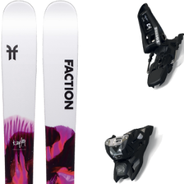FACTION PRODIGY 2.0 X 20 + MARKER SQUIRE 11 ID BLACK 20
