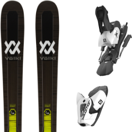 VOLKL KENDO 92 20 + SALOMON Z12 B100 WHITE/BLACK 21