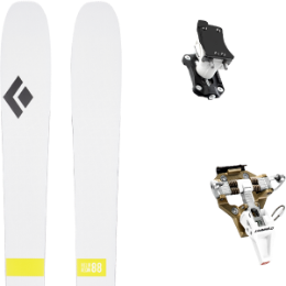 BLACK DIAMOND HELIO RECON 88 21 + DYNAFIT SPEED TURN 2.0 BRONZE/BLACK 20