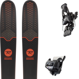 ROSSIGNOL SKY 7 HD 19 + TYROLIA ATTACK² 13 GW BRAKE 95 [A] SOLID BLACK 19