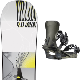 SALOMON THE VILLAIN GROM 20 + SALOMON ALIBI PRO DARK OLIVE 20