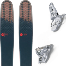 Collection ROSSIGNOL ROSSIGNOL SOUL 7 HD 20 + MARKER SQUIRE 11 ID WHITE 20 - Ekosport